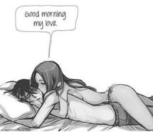 That's exactly how i want to wake you up every morning!