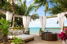 Florida Resorts, All Inclusive Resorts, Hotels And Resorts, Little Palm Island, Paradis Tropical, Outdoor Tub, Outdoor Showers, Couples Resorts, Rustic Luxe