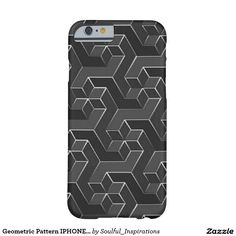 Geometric Pattern IPHONE 6 CASE