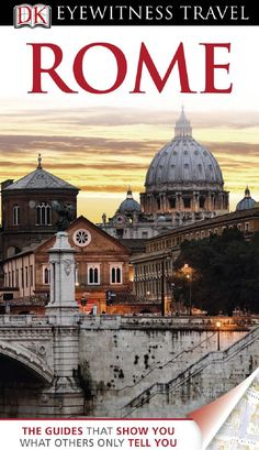 Rome  HOW TO USE THIS GUIDE This Eyewitness Travel Guide helps you get the most from your stay in Rome with the minimum of practical difficulty. The opening section, Introducing Rome, locates the city geographically, sets modern Rome in its historical context, and explains how Roman life changes through the year. Rome at a Glance is an overview of the city's attractions. The main sightseeing section, Rome Area by Area, starts on page 62.It describes all the important sights with maps, ...
