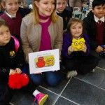 """On Thursday January 26th of January The Atrium, County Hall, Swords was alive with the sounds of a class of junior infants invited to an award ceremony for a """"Design a Book Project"""", a collaborative projectbetween Fingal County Council, Libraries Department and the Institute of Technology, Blanchardstown(ITB) opened by Councillor Howard Mahony representing Mayor of … Library Services, County Library, Book Projects, Atrium, Infants, Swords, Libraries, Thursday, January"""