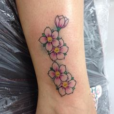 30 Fantastic Japanese Cherry Blossom Tattoo Designs & Meanings