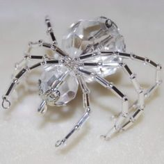 lucky-christmas-spider-silver