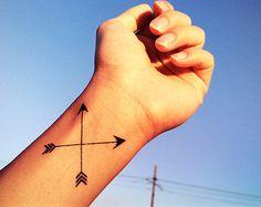 arrow tattoo wrist - Google-haku
