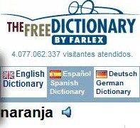 Si pulsas en el icono del altavoz, podrás escuchar cómo se pronuncia la palabra que necesites. Spanish Teacher, Spanish Class, Tic Tac, Ell, Audio, English, Activities, Education, Learning