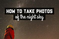 This was my first time ever photographing an aurora. Here's what I learnt in a step by step guide on how to take photos of the night sky.