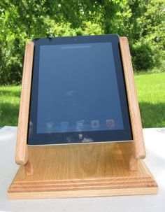 Swivel Base iPad Stand