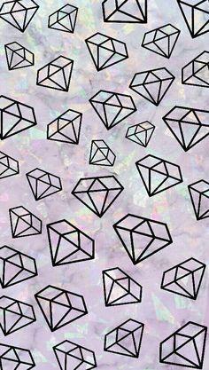 Beautiful Wallpaper, Diamond Gemstone, Weed, Polaroid, Backgrounds, Diamonds, Smoke, Wallpapers, Gemstones