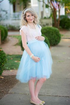 A dreamy pastel look featuring a tulle skirt at a fab price | J'adore Lexie Couture