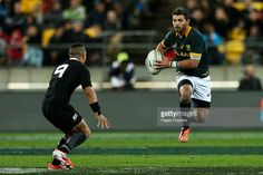 Willie Le Roux Photos Photos: New Zealand v South Africa - The Rugby Championship Rugby League, Rugby Players, Aaron Smith, Rugby Championship, Super Rugby, Six Nations, All Blacks, Rugby World Cup, Espn