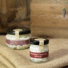 Manteiga Corporal de Karité, Coco e Laranja | Vegan