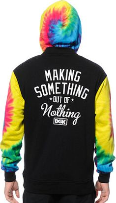 DGK WW Tie Dye Jacket at Zumiez : PDP