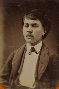 No, this is not Billy the Kid pal and fellow Regulator Yginio Salazar. Jesse James, Cowboy Pictures, Old Pictures, William H Bonney, Tennesse, Old West Outlaws, Old West Photos, Wild West Cowboys, Nashville