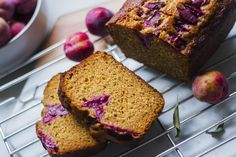 If your anything like me and have neighbors on both sides of your house delivering some of the sweetest plums to your front door, then you might also be looking for ways to use up your extra stone fruits! Here I give you the perfect loaf to bake at the end of summer when the...Read More »
