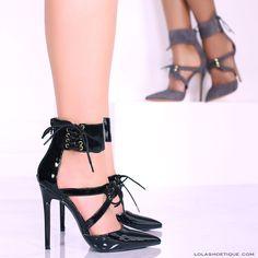 Essence   #LolaShoetique #Heels #PointedToe #Stilettos #Fashion #Style #Sexy #SOTD #Trend #Trendy