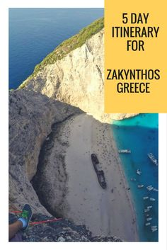 Full 5 day itinerary for this magical island in Greece. Check out www.thewelltravelledman.com for more info