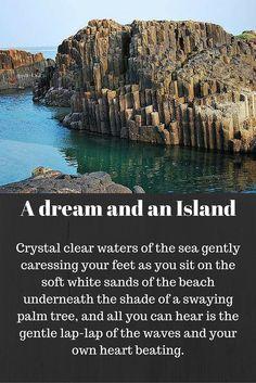 A dream and an Island