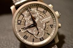 Montblanc TimeWalker TwinFly Chronograph GreyTech