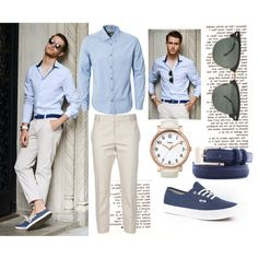 """""""Look #63"""" by moda-masculina on Polyvore"""