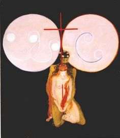 What a Human Being Is - Hilma af Klint - WikiPaintings.org