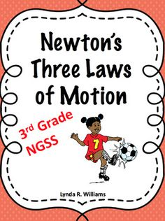 This product contains TWO lesson plans and accompanying worksheets and Interactive Notebook inserts covering the topic of Newton's 3 laws of motion.  This hands-on inquiry based activity will engage your students and make them think.  This lesson pair can be purchased and used independently or as part of a unit that includes the balloon rocket lesson as well.