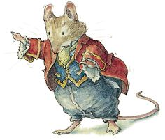 Lord Woodmouse
