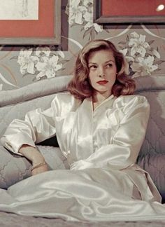 Retro | Portrait | Fashion | Lauren Bacall