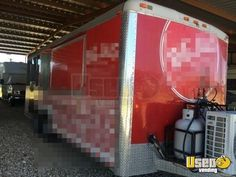 New Listing: https://www.usedvending.com/i/9-x-20-Food-Concession-Trailer-w-Porch-For-Sale-in-Texas-/TX-P-578W 9' x 20' Food Concession Trailer w/ Porch For Sale in Texas!!!