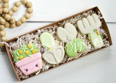 Crazy Cookies, Help Me Grow, Dessert Decoration, Easter Cookies, Custom Cookies, Teacher Appreciation Gifts, Great Christmas Gifts, I Hope, Survival