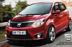 SEGREDO: Novo Dacia vai substituir o Clio brasileiro em 2014