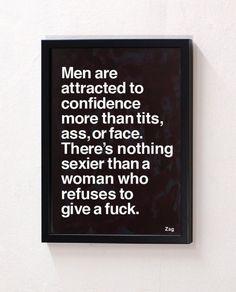 Confidence. Xenses