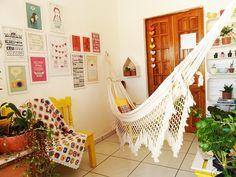 A minha varanda: Espaço pequeno e várias possibilidades