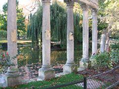 O parque Monceau em Paris | Conexão Paris