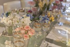 mother´s day tablescape, table settin