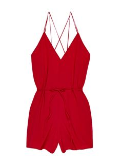 New for spring, we've already fallen in love with this cross-back, trapeze-shaped romper from Wilfred. All About Fashion, Passion For Fashion, Love Fashion, Fashion Outfits, Womens Fashion, Fashion 101, Fashion Addict, Spring Summer Fashion, Spring Outfits