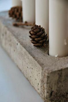 Hverdagsbloggen: DIY adventsstake