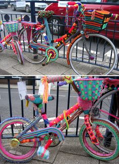 Yes, please.  Thinking I may have to do this whenever Giana gets a bike!