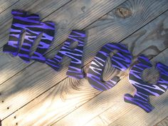 purple and black zebra bedroom accessories   Kidspired Creations: Zebra Print... the New Polka Dot