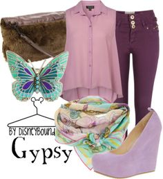 who wouldnt want to be a gypsy