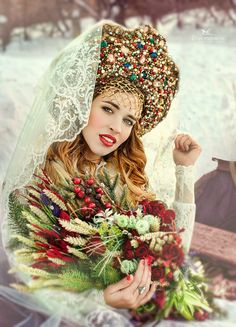 Свадьба в Русском стиле – 17 фотографий | ВКонтакте
