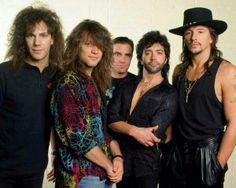 Original Bon Jovi...Thank You Mary Carpenter