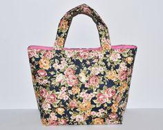 Women's Handbag Tote Bag Handmade Bag by RachelMadeBoutique