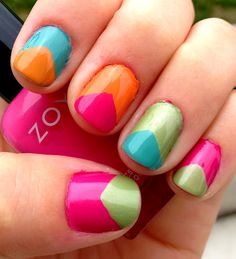 Beach and Surf Design | Nails by an OPI Addict