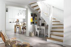 Bildergebnis für scandinavian staircase