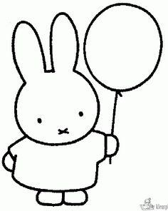 25 Beste Afbeeldingen Van Nijntje Miffy Bunny En Rabbits