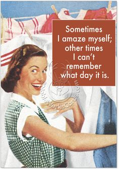 Menopause life - it's a complete cycle from being a Mom to going through Menopause and then there's the battle of old age dementia! It's a never ENDING cycle!