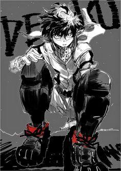 Izuku Midoriya - My Hero Academia ^^ / Fanart Manga, Manga Anime, Anime Art, Hero Academia Characters, Anime Characters, Fictional Characters, Buko No Hero Academia, My Hero Academia Manga, All Might Cosplay
