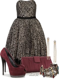 """Lace"" by christa72 on Polyvore"
