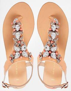 FOOTWEAR - Toe post sandals House Of Angels FCezUB8x