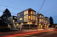 SE Portland - Apartment Mixed-Use